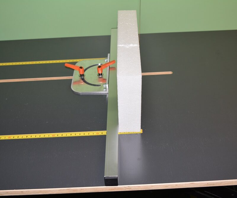 Styrofoam cutter HWS-Table!