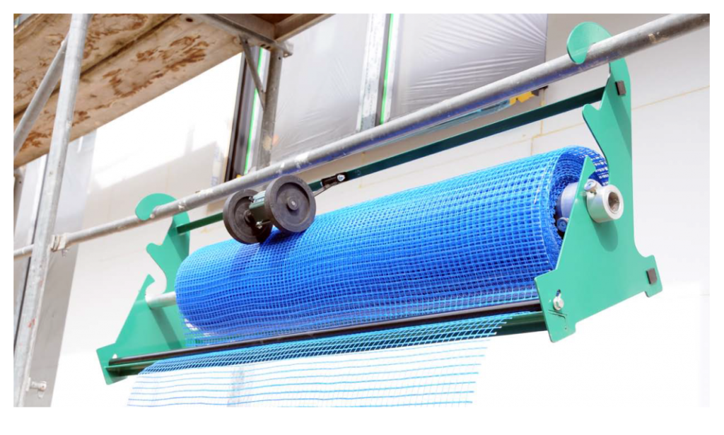 Scaffold accessories - Fabric Roll Dispenser HWS
