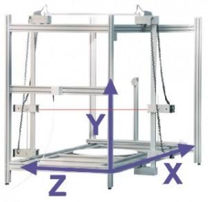 Styrox 3D CNC leikkurin!