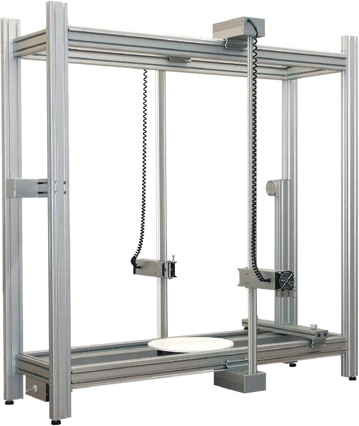 Styrox 3D CNC leikkurin - P60-Series! EPS 3D CNC-konnet