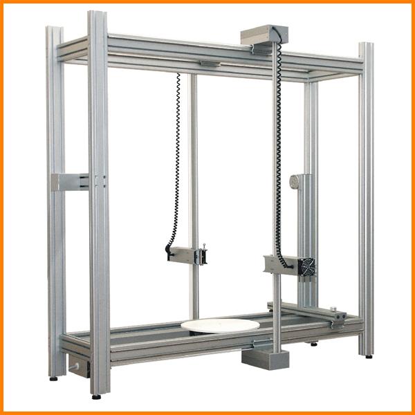Styrox 3D CNC leikkurin - P60-Series!
