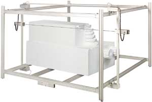 Styrox 3D CNC leikkurin - T-Series! CNC-konnet