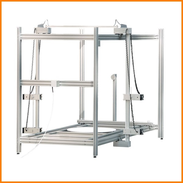 Styrox 3D CNC leikkurin - T-Series!