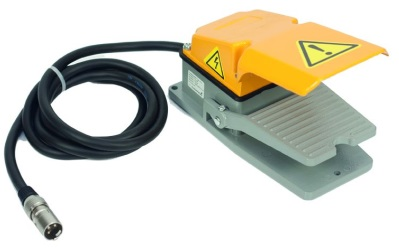 Hot wire foam cutter HWS-Cutter! - Foot switch