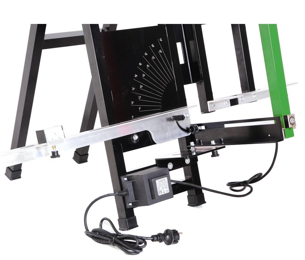 Vahtpolüstürooli lõikur HWS-Cutter! - Transformaator