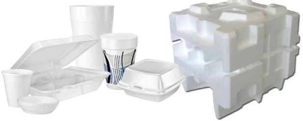 Expanded polystyrene EPS - Packaging