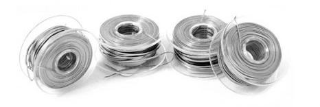 Cutting wire spools