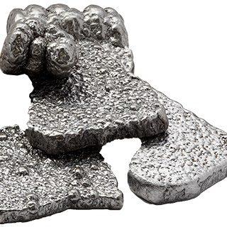 Nikroom lõiketraadi element - Iron (Fe)