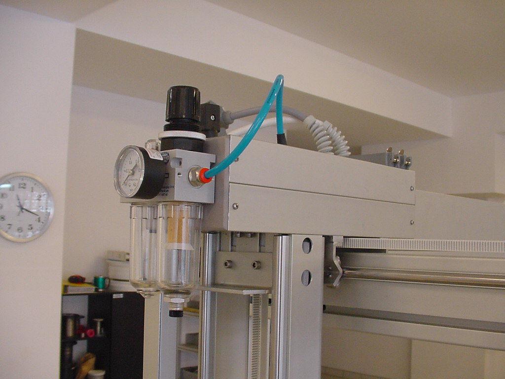 Hot wire CNC foam cutters Accessories - Pneumatic Tension