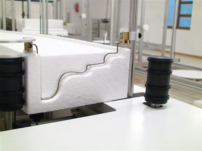 Hot Wire Cnc Foam Cutting Machines Base Amp Arch Cutter
