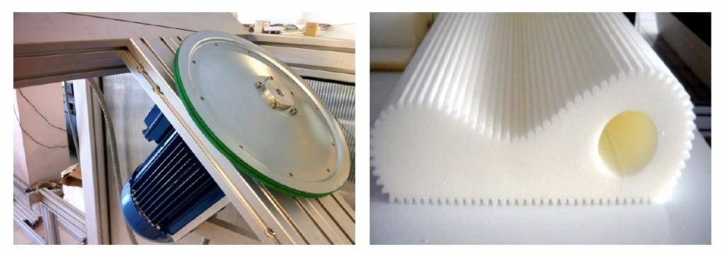XTR Fast wire cutter - CNC cutting machines - Flexible Soft and rigid foams