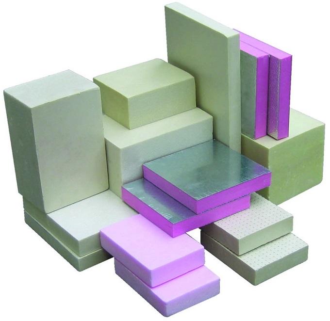 Suulakepuristetun polystyreenin XPS