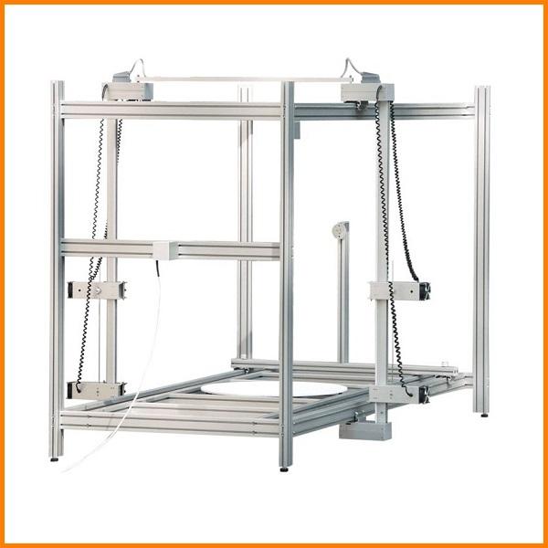 Putuplasta griezējs - Hotwire Systems Ltd - Karstas stiepļu CNC putu griešanas