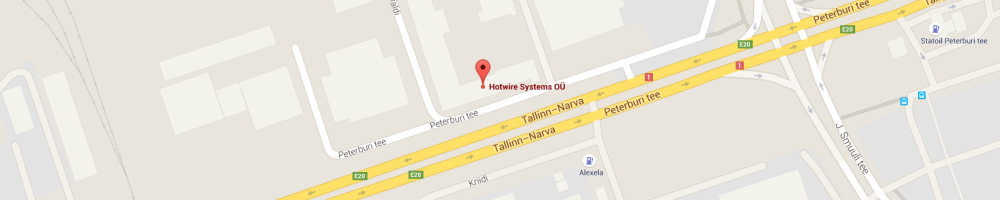 Putų polistirolo pjaustyklės - Hotwire Systems OÜ