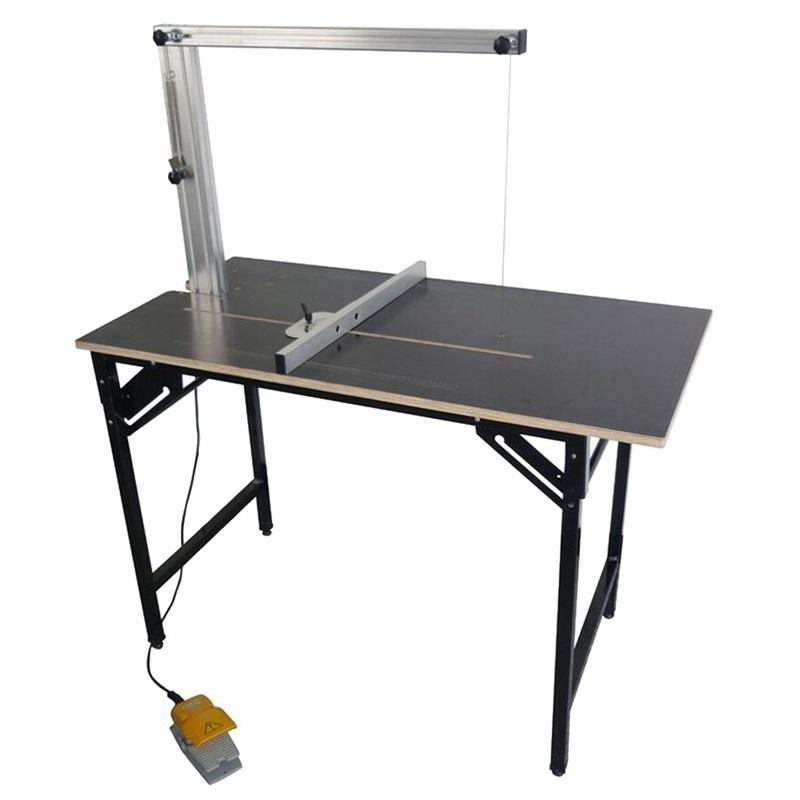 Cortador-espuma-de-poliestireno-de-HWS-Table!