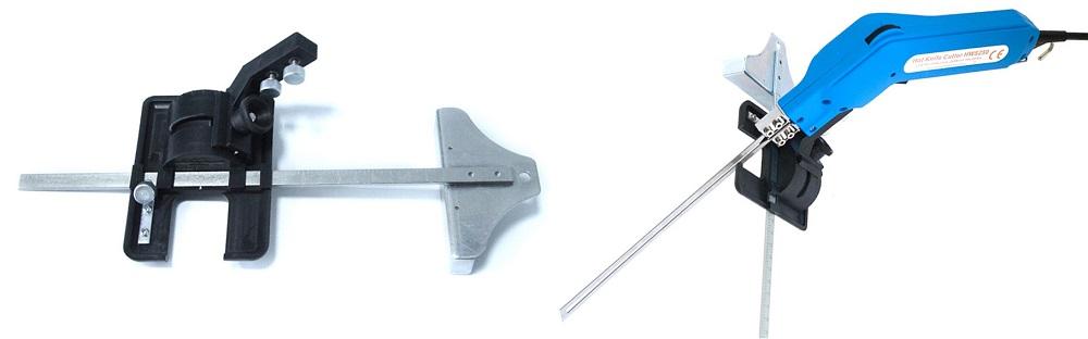 Cortador de poliestireno cuchillo caliente