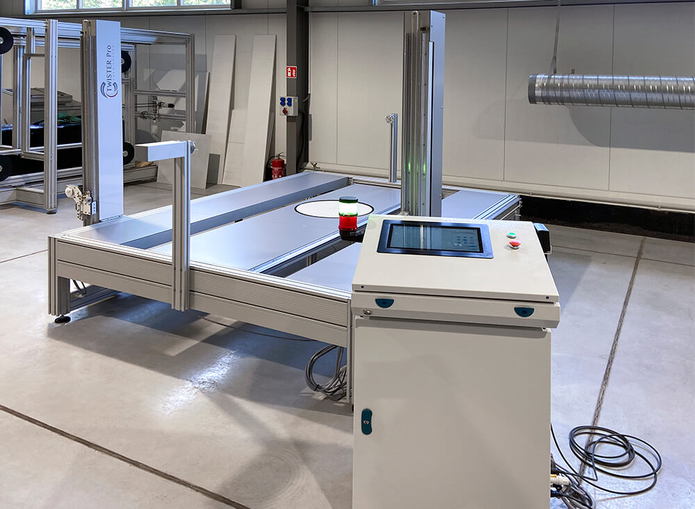 Hot wire CNC foam cutters